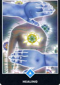Healing Osho Zen Tarot